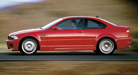 The History of the BMW M3 - E46 M3
