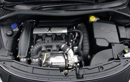 BMW-PSA Prince Engine