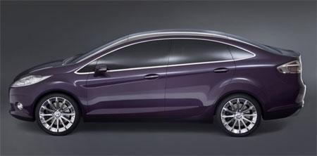 Ford Verve Sedan