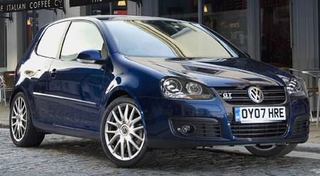 Golf GT Sport Blue