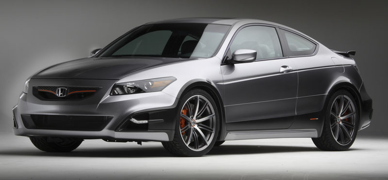 Honda Accord Coupe HF S Concept