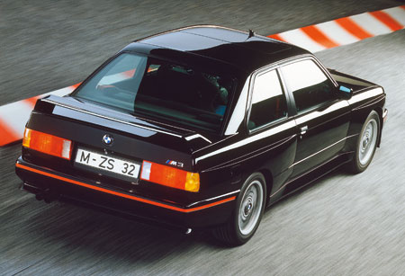 The History Of The Bmw M3 E30 M3