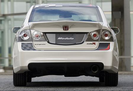 Honda Civic Type R Modulo