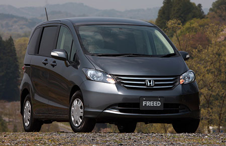 Honda Freed MPV