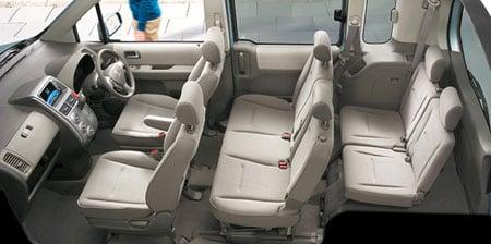 Honda Mobilio And Mobilio Spike 7 Seater Mpv