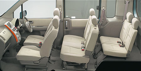 Honda Mobilio And Mobilio Spike 7 Seater Mpv