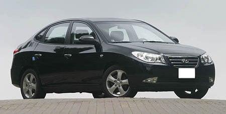 Hyundai Avante Hybrid