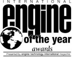 International Engine of The Year Logo
