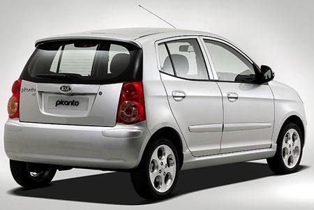 Kia Picanto Facelift - 2