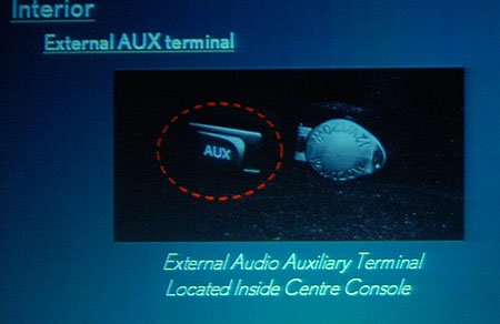Lexus GS300 Slide