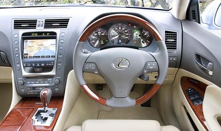 Lexus GS460