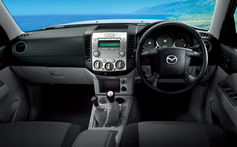 Mazda bt50 manual
