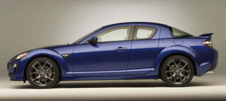 Mazda RX8 Facelift