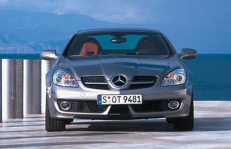 Mercedes Benz SLK Facelift