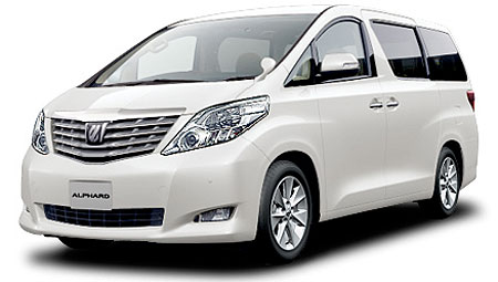 New generation Toyota Alphard and Vellfire