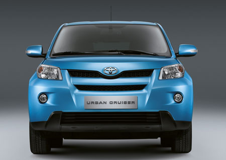 New Toyota Urban Cruiser