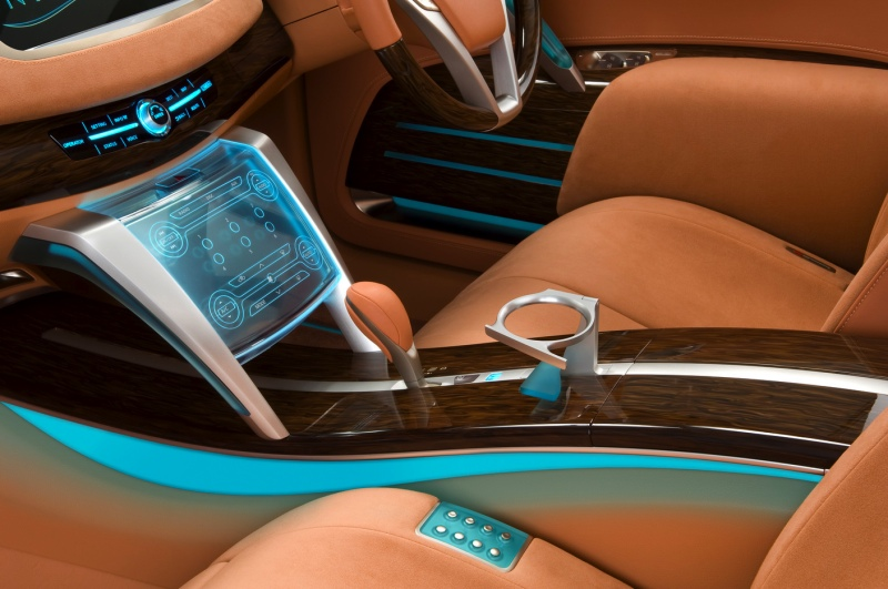 Tokyo Preview Nissan Intima Concept