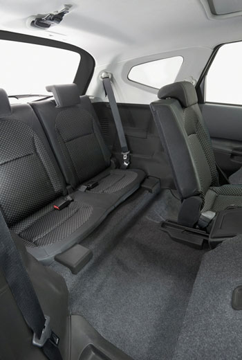 Nissan Qashqai now available as a 7 seater