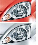 Perodua Viva Headlamp