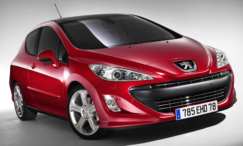 peugeot 308 gt thp 175: latest french hot hatch