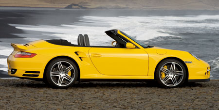 911 Turbo Cabriolet 2