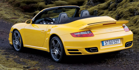 911 Turbo Cabriolet 4