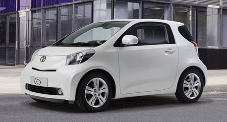 Toyota Iq Platform To Be Used For New Hatchback Suv And 7 Seater Mpv