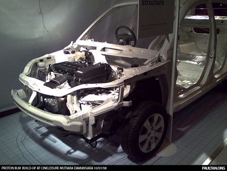 Proton BLM Chassis