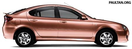 Proton GEN2 Facelift