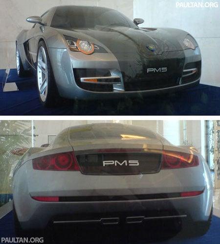 Proton PM5 Concept