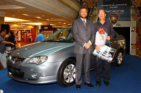 Proton Persona Launch in Brunei