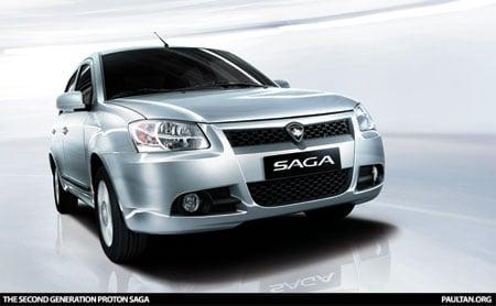 New Proton Saga