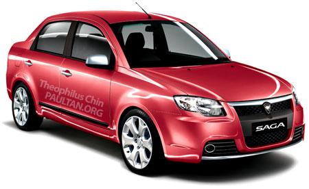 Proton Saga GTI