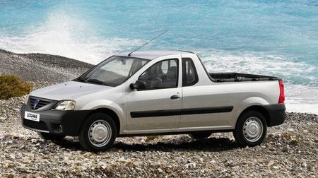 Renault Logan Pickup