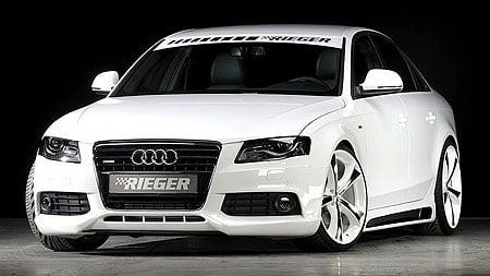 Rieger Audi A4 3.0 TDI
