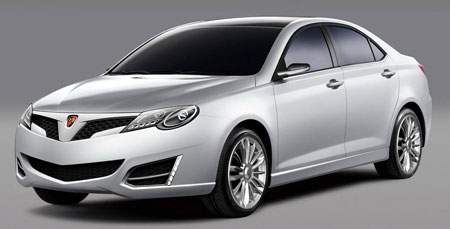 Roewe W2 Concept 1