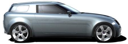 Saab 9-X Concept