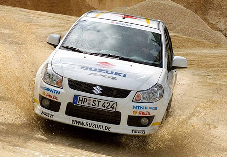 Suzuki SX4 WRC Edition