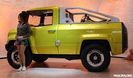Suzuki X-HEAD Concept
