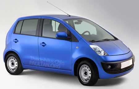 Tata 1-Lakh Car