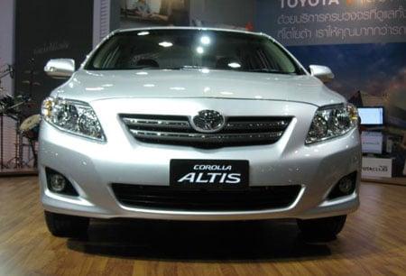 Toyota Corolla Altis ASEAN