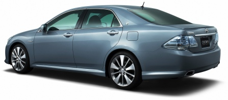 Toyota Crown Hybrid Concept Image