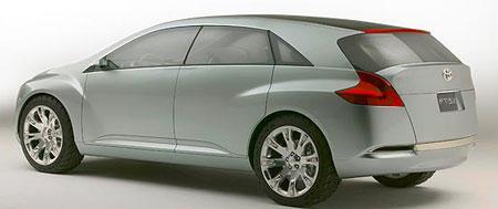 Toyota FT-SX