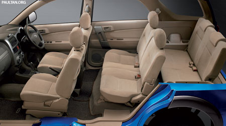 new 7 seater toyota rush suv launched. Black Bedroom Furniture Sets. Home Design Ideas