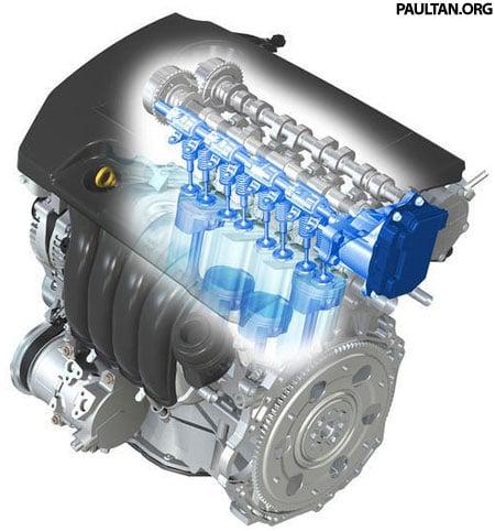 Toyota Valvematic