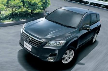All New Toyota Avanza 2017 >> New JDM Toyota Vanguard 7-seater SUV