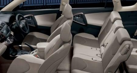 new jdm toyota vanguard 7 seater suv. Black Bedroom Furniture Sets. Home Design Ideas