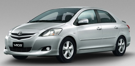 2007 Toyota Vios Details And Photos