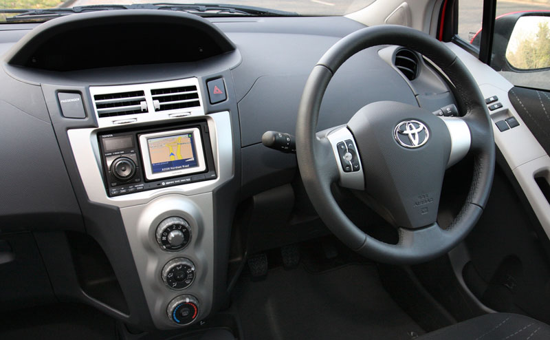 Toyota Uses Tomtom For In Car Gps Navigation