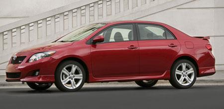 USDM Toyota Corolla